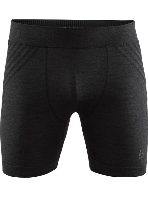 Craft M's Fuseknit Comfort Boxer Black